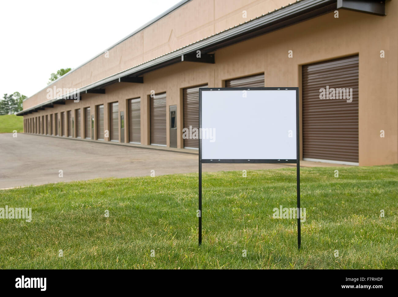 exterior industrial warehouse building in stock photos exterior industrial warehouse building. Black Bedroom Furniture Sets. Home Design Ideas