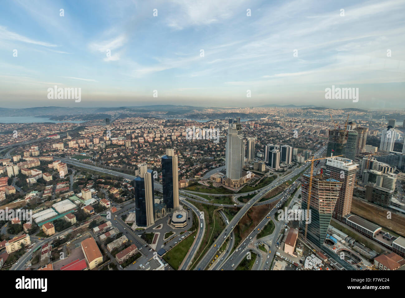 C A Turkey Istanbul City View from Istanbu...