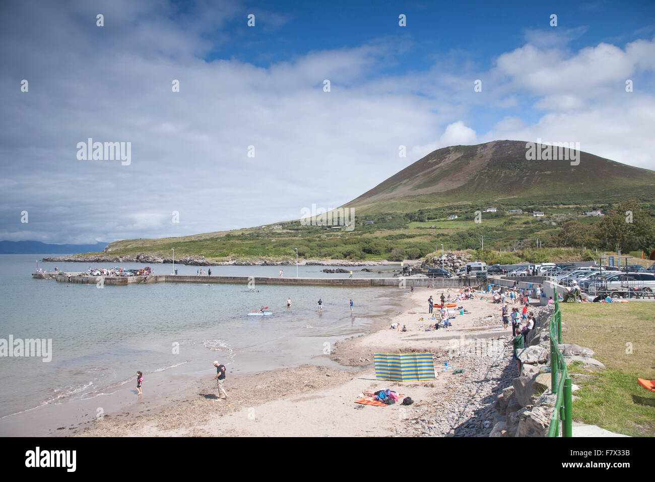 Kells Beach | County Kerry | UK & Ireland Beaches