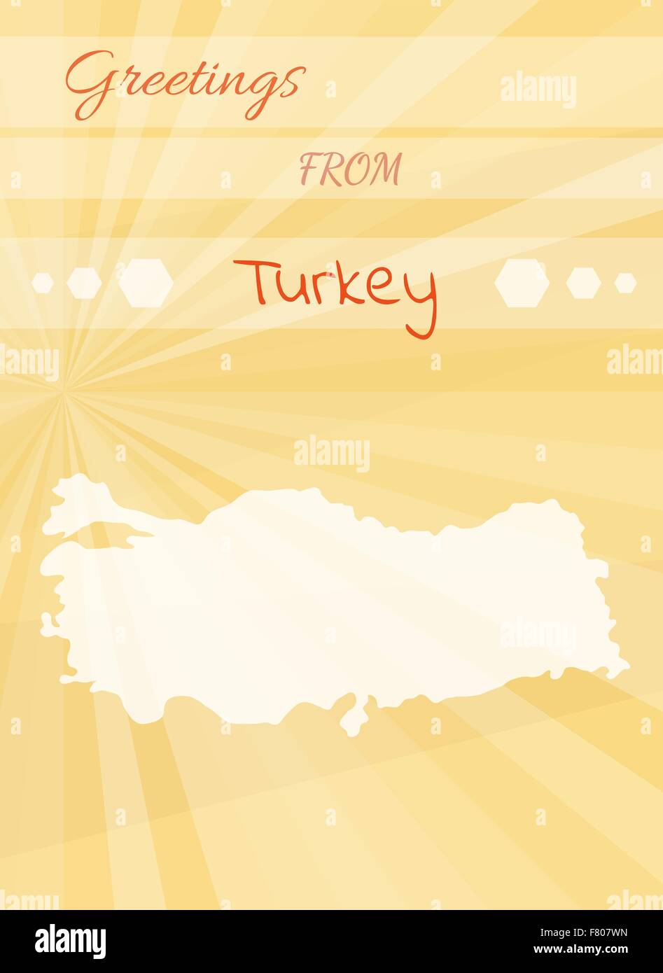 Greeting from turkey stock photos greeting from turkey stock greetings from turkey stock image m4hsunfo