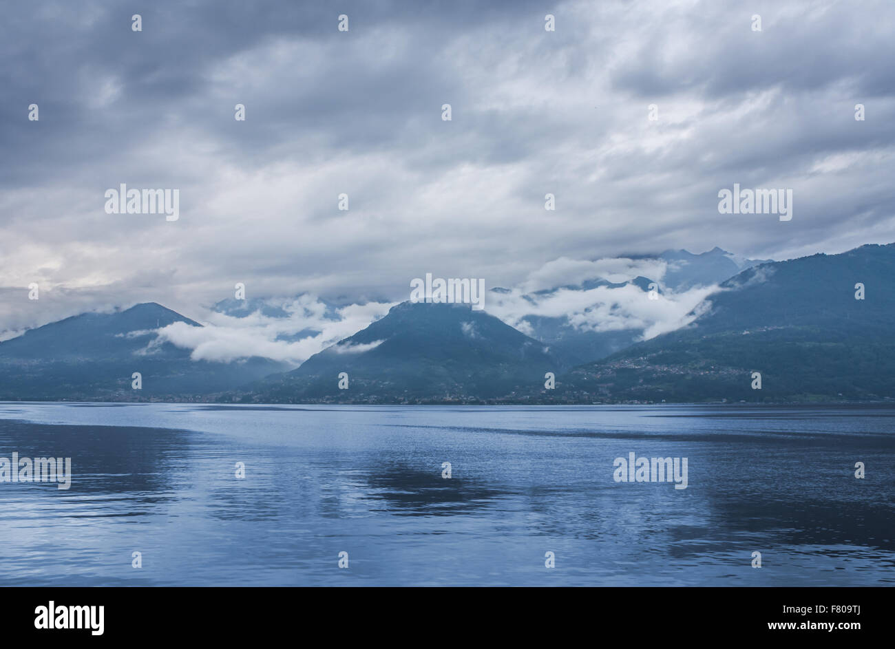 Bergsee Stock Photo