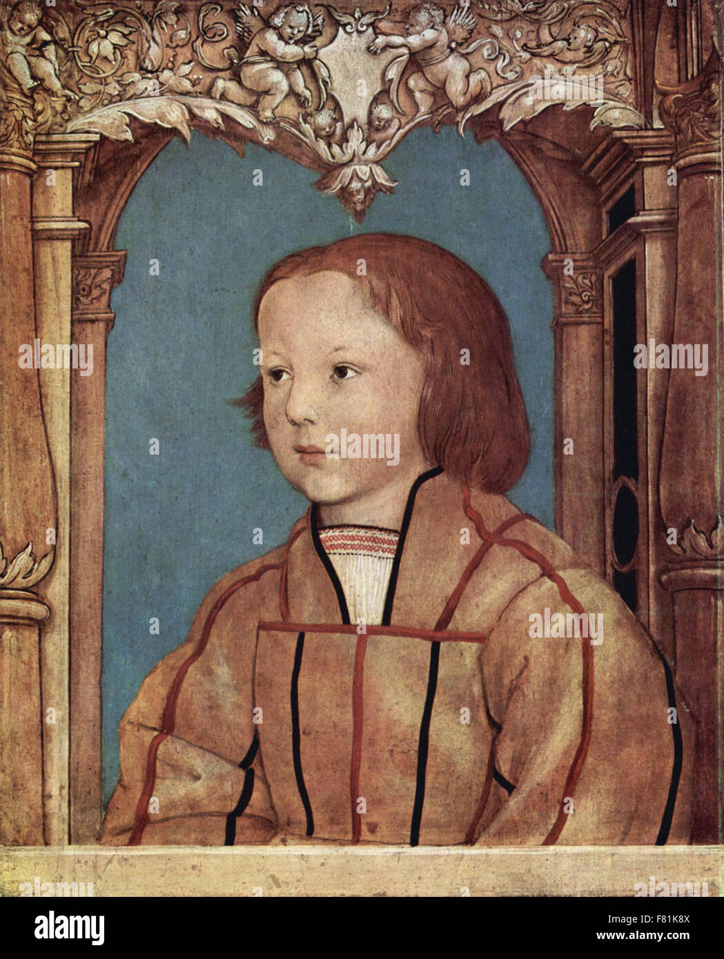 Hans Holbein the Younger - Ambrosius - Stock Image