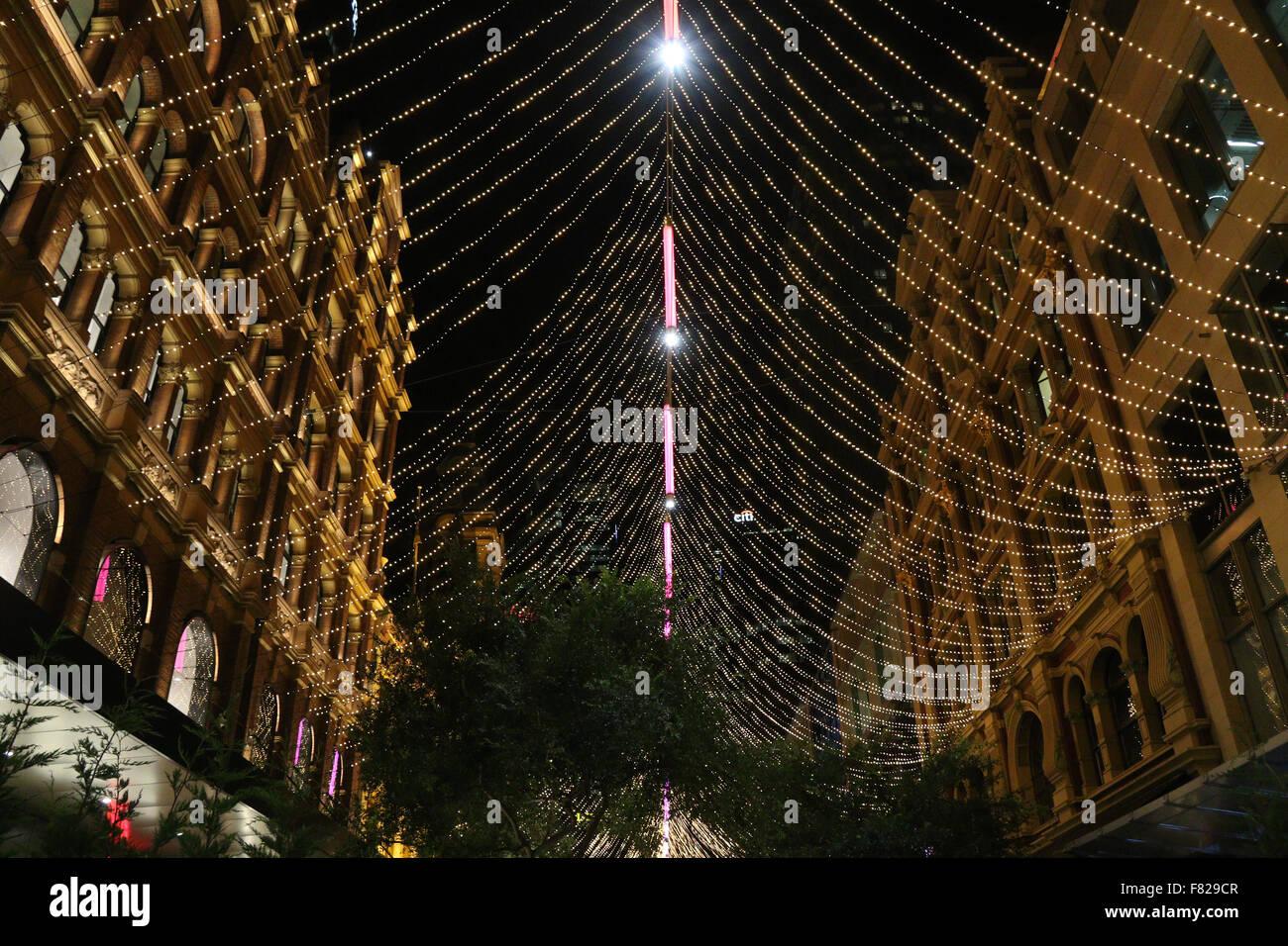 The Boulevard Of Light Consists Of Around 62000 Christmas Lights
