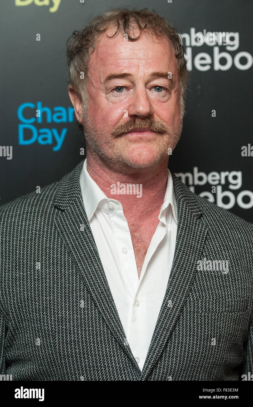 Bloomberg Tradebook Charity Day held at Bloomberg HQ, Finsbury Square.  Featuring: Owen Teale Where: London, United - Stock Image