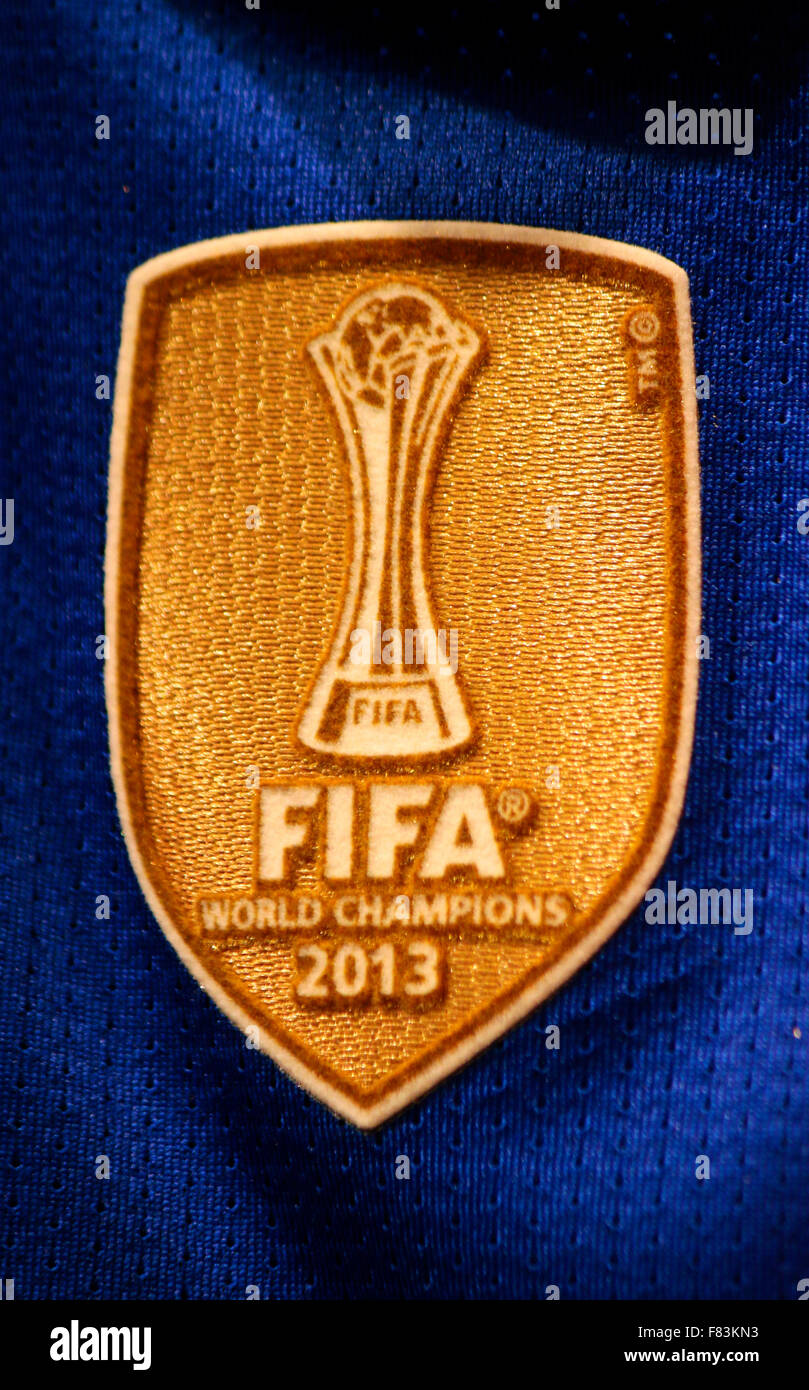 Markennamen: 'FIFA World Champions 2013', Berlin. - Stock Image