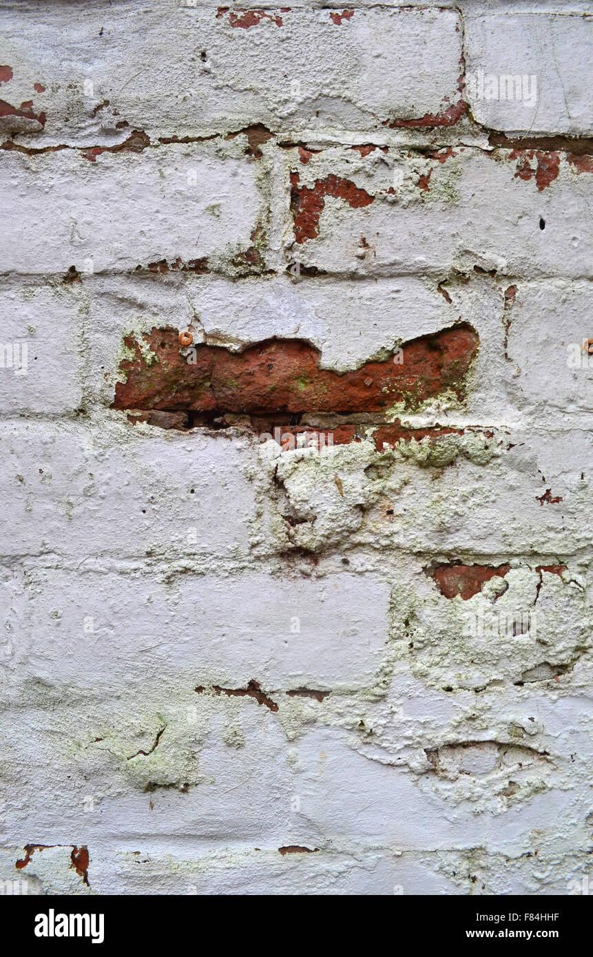 Brick work - Stock Image