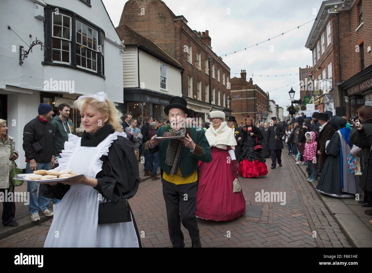 annual dickensian christmas festival to commemorate and celebrate the life of charles dickens rochester kent - Dickens Christmas Festival