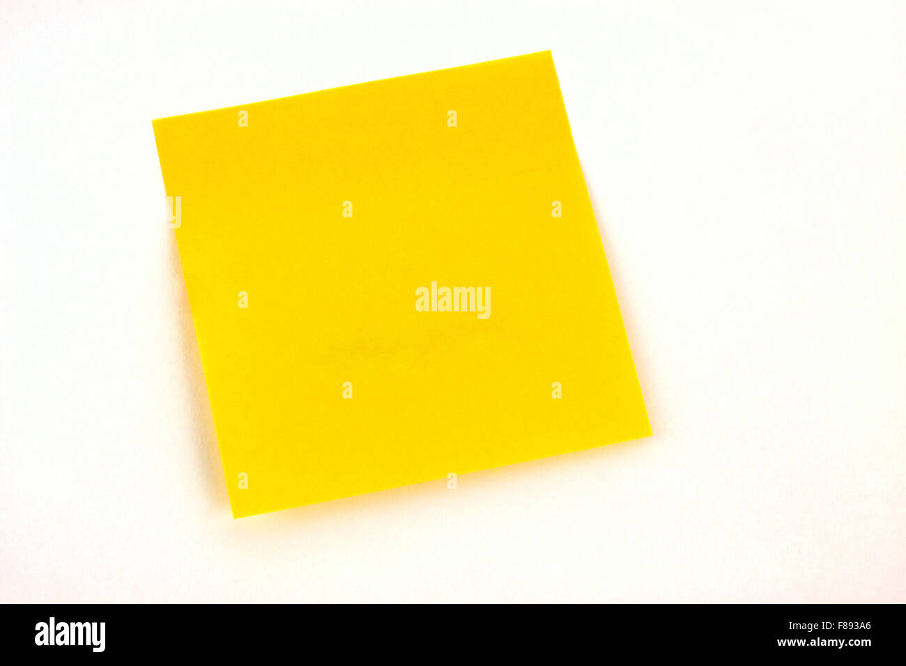 Post it - Stock Image