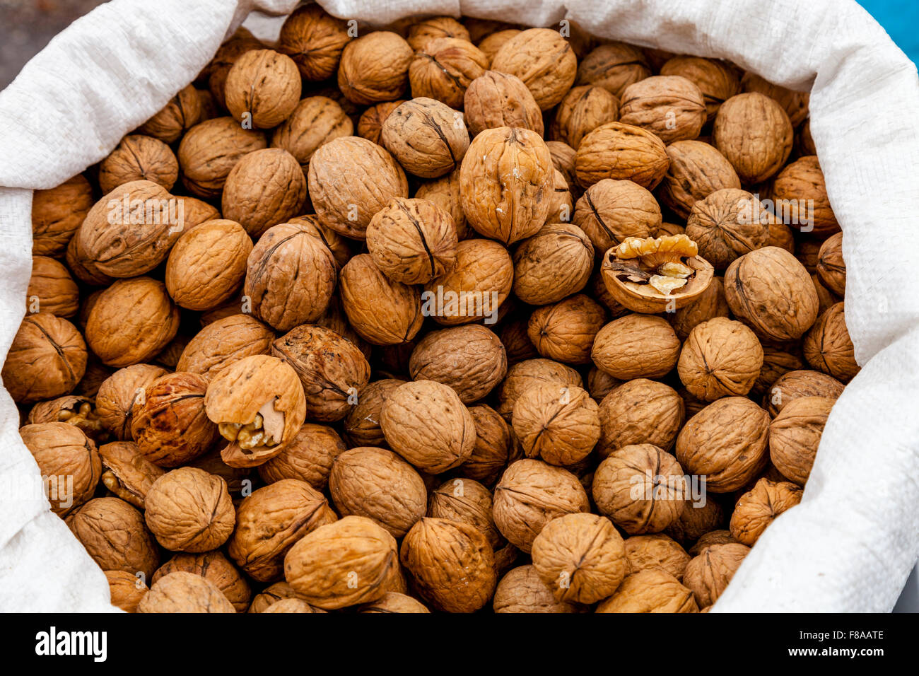 Turkish Nuts For Sale Stock Photos & Turkish Nuts For Sale