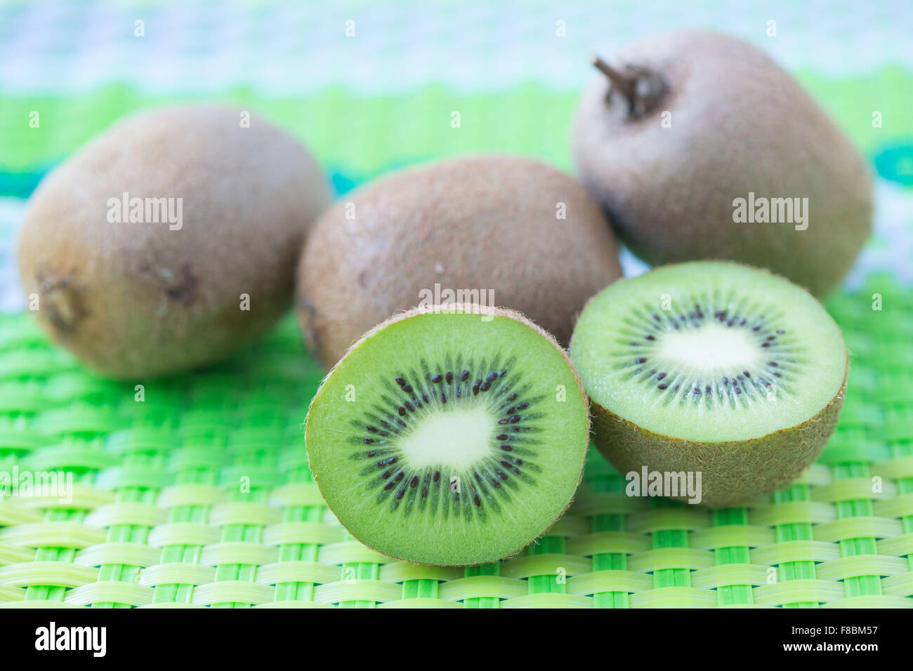 Kiwi fruit. - Stock Image