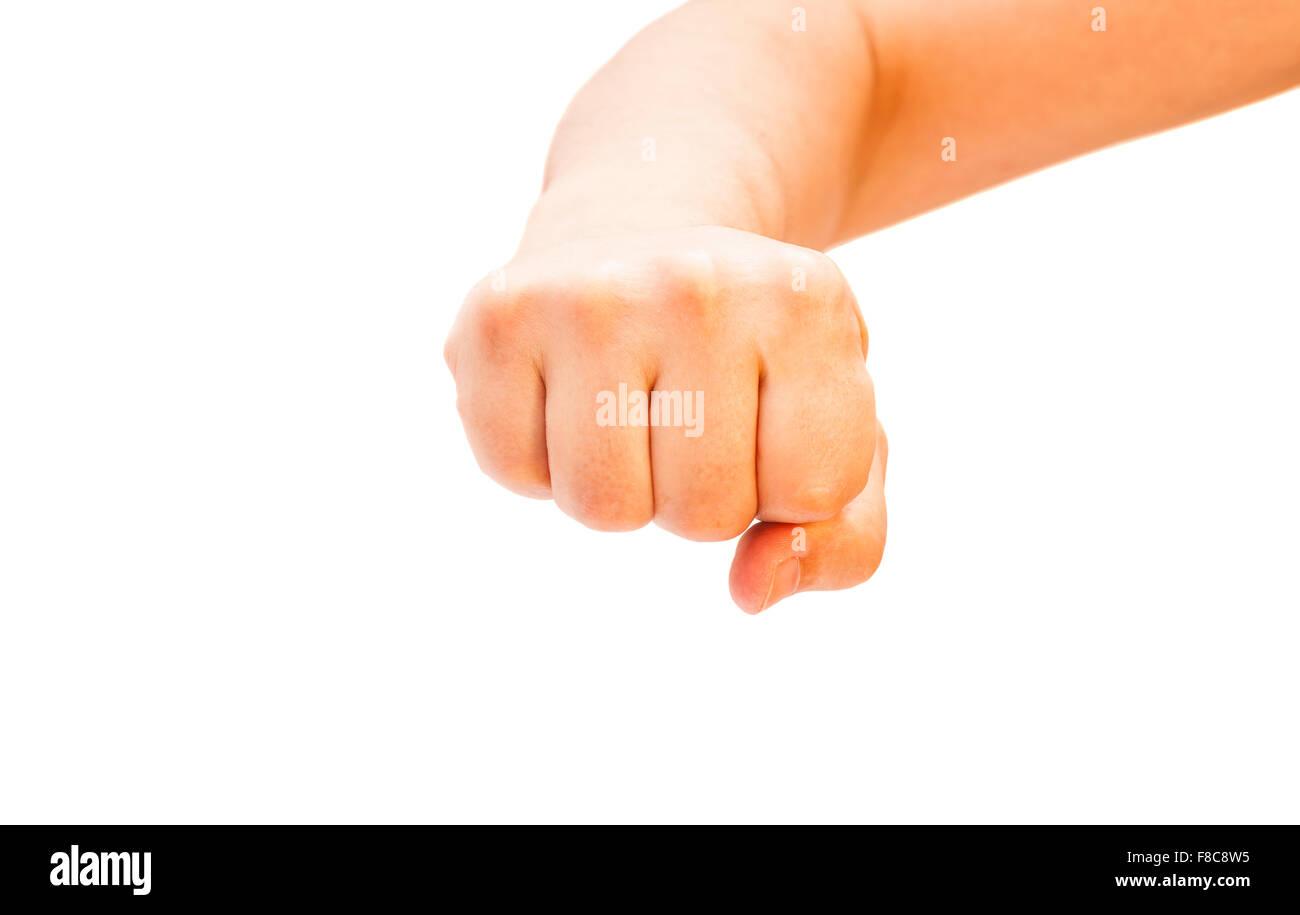 Mcdonalds double fist pound