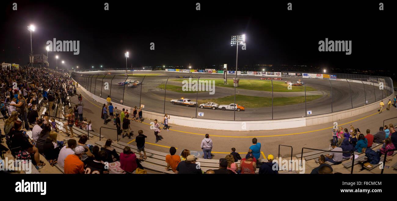 Salt Lake City Car Races