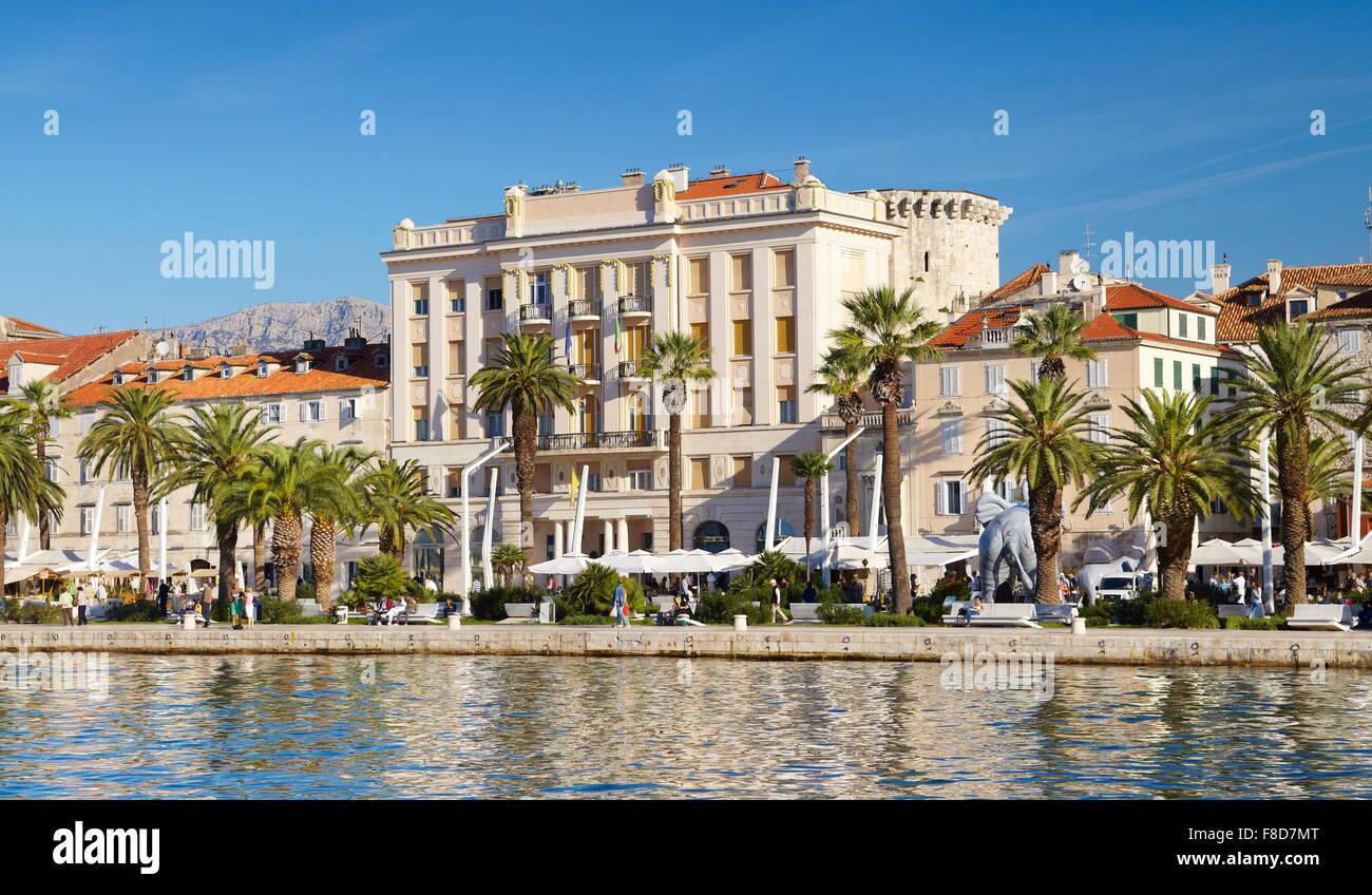 Split, Croatia, Europe - Stock Image
