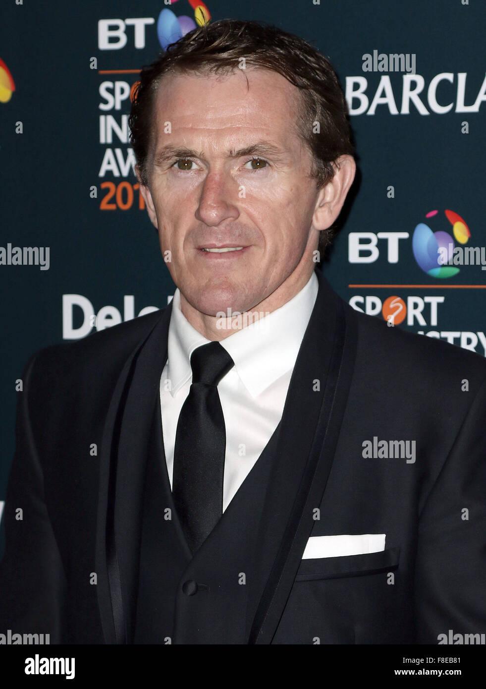 Apr 30, 2015 - London, England, UK - AP McCoy attending BT Sport Industry Awards 2015 at Battersea Evolution - Stock Image