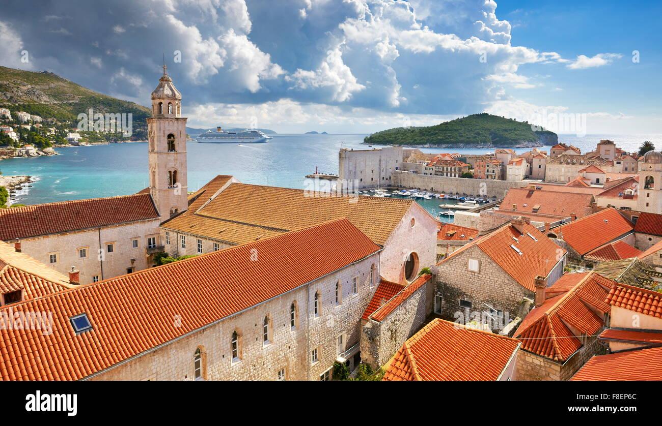Dubrovnik, Croatia - Stock Image