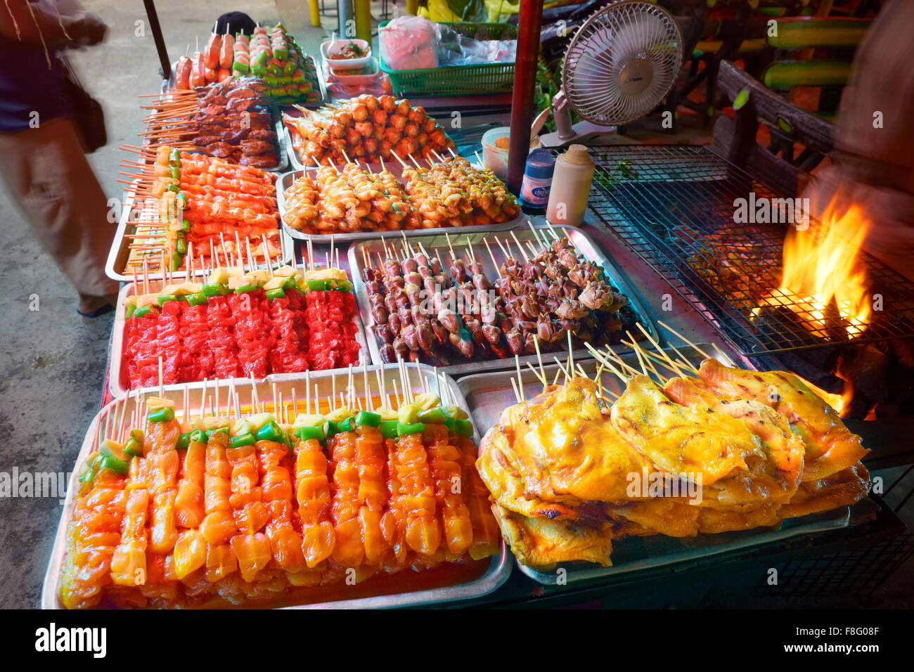 Patong Street Food Prices
