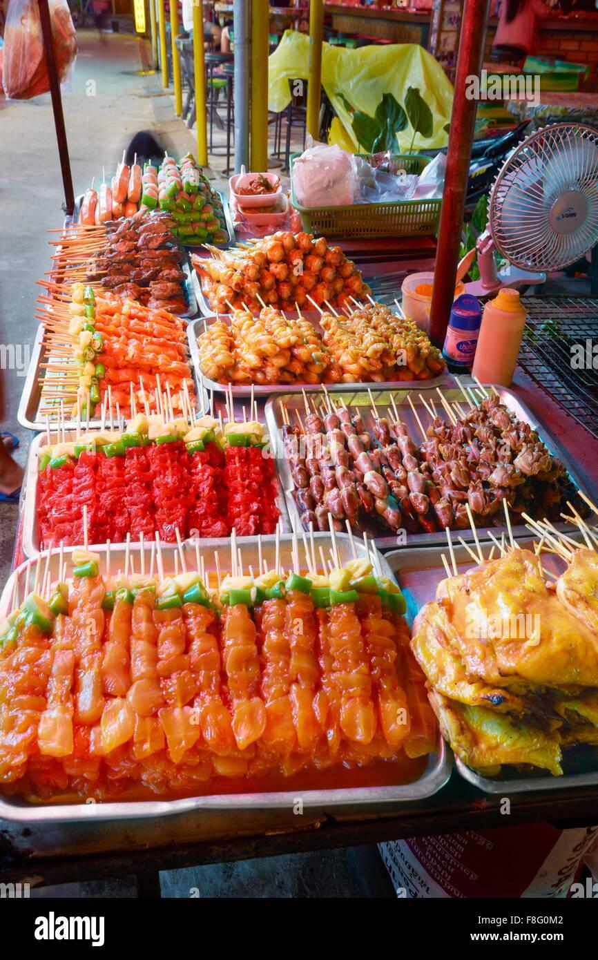 The Market Grill Street Food