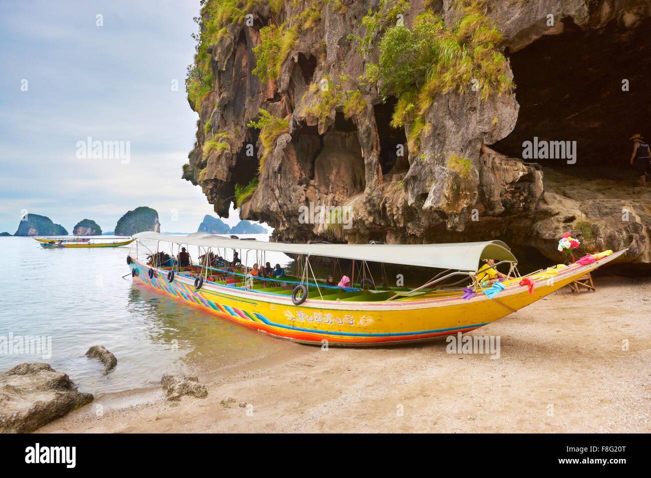 Asian trails phang nga bay