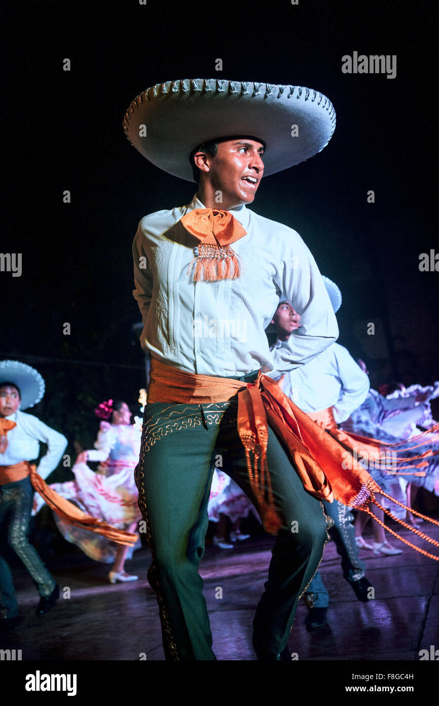 mexican hat dance instructions