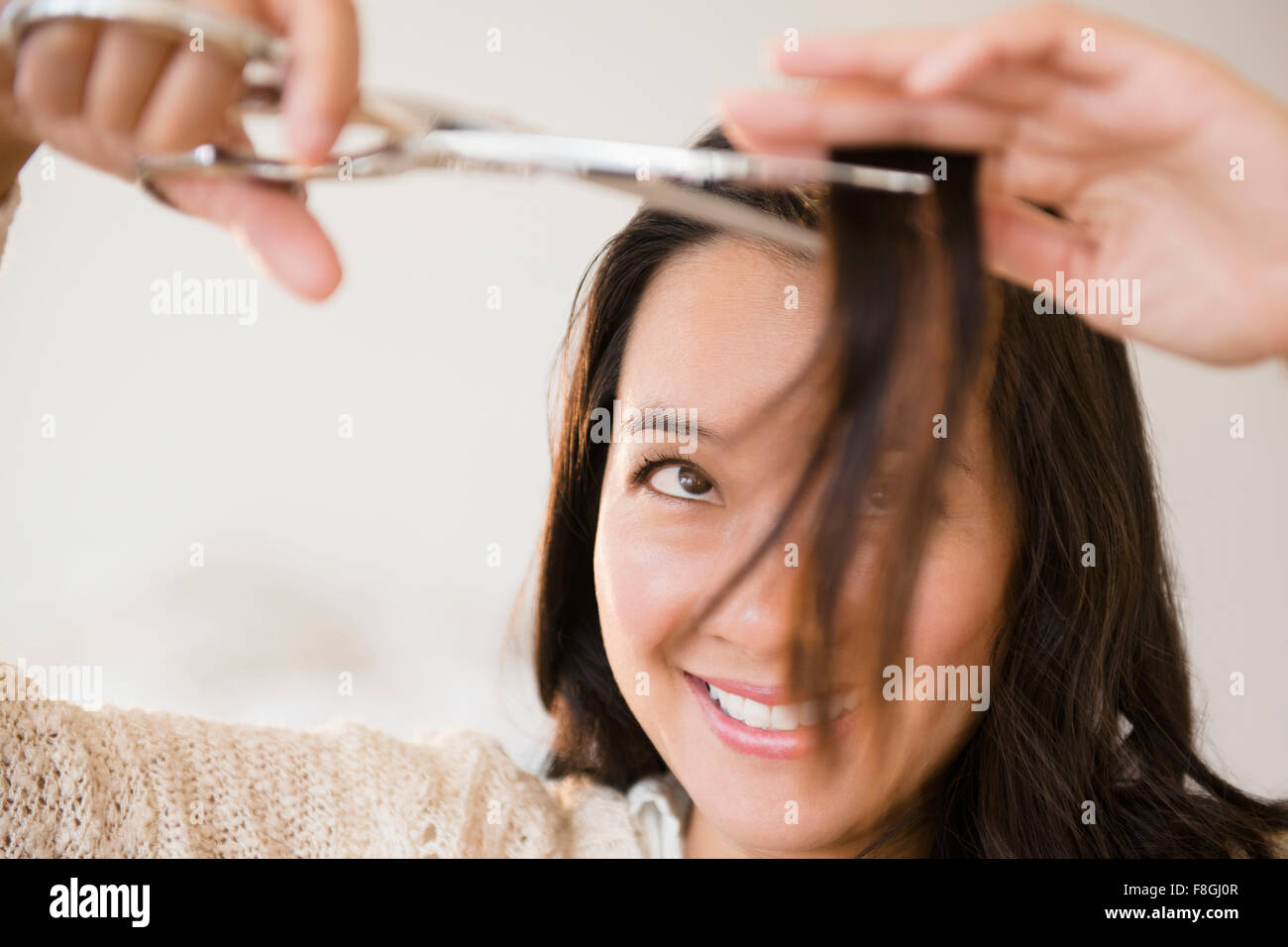 Chinese Haircut High Resolution Stock Photography and Images - Alamy