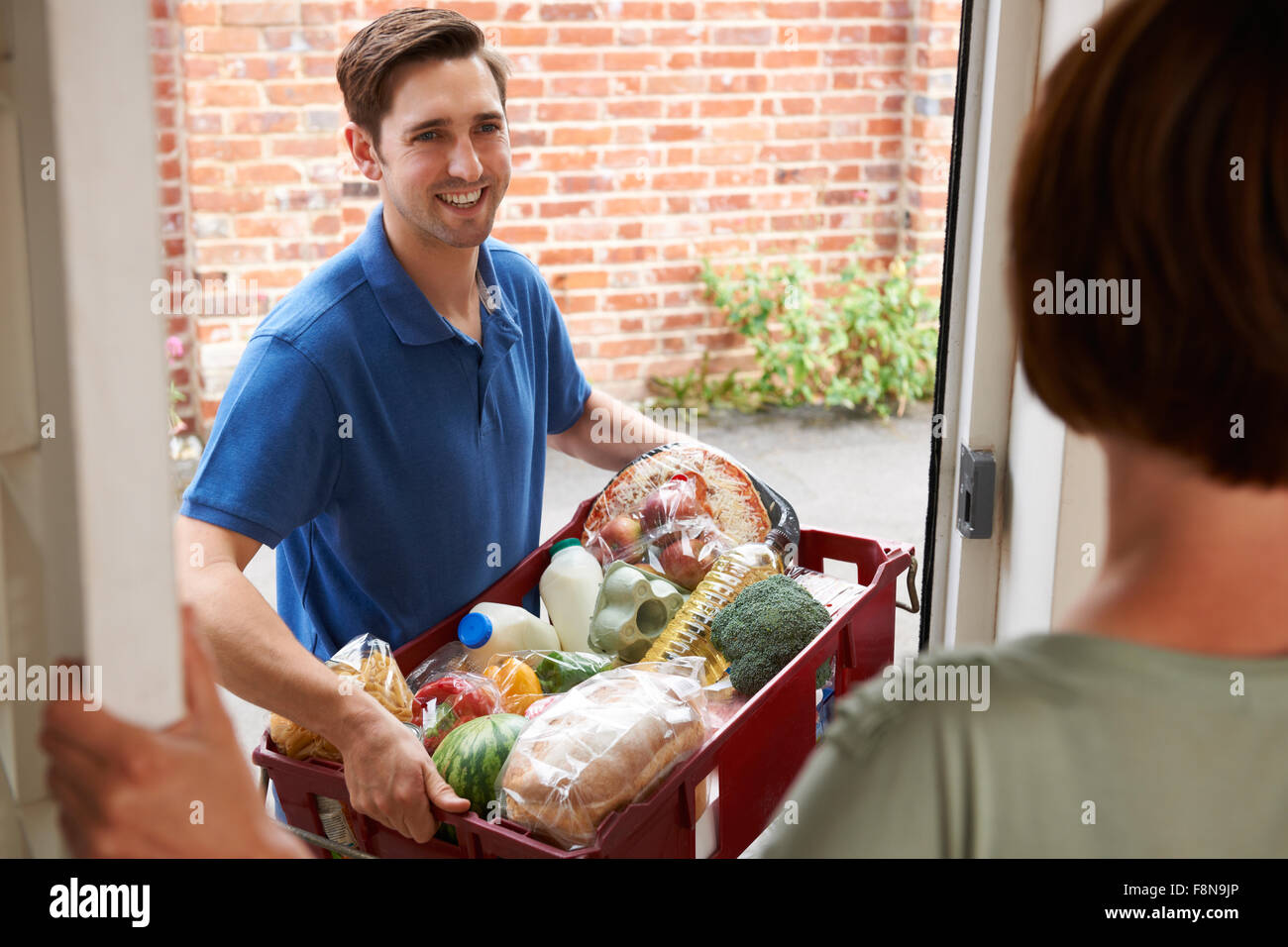 Fast Food Delivery Driver Liverpool