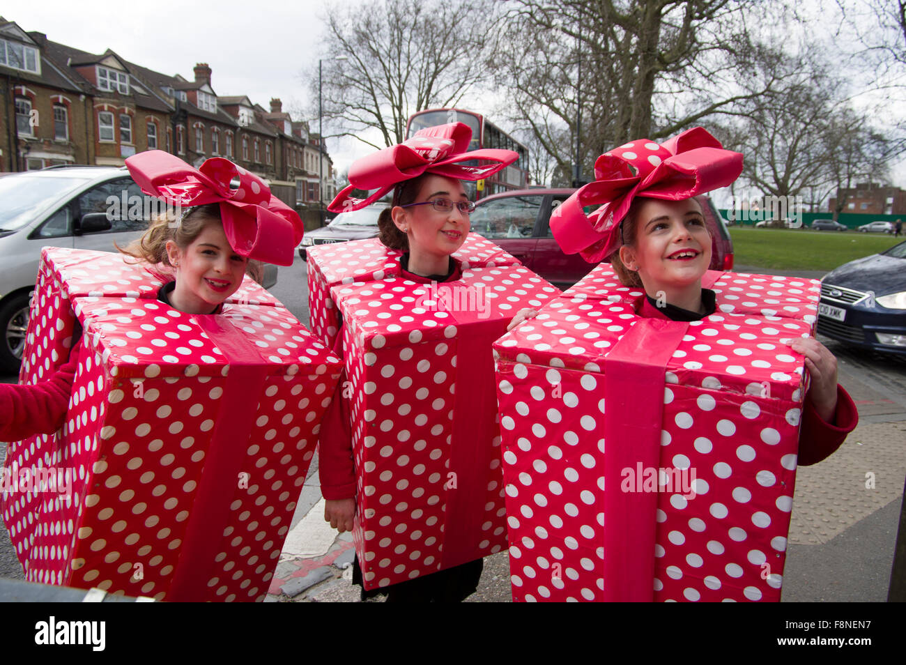 Fancy dress box stock photos fancy dress box stock images alamy three cheerful girls in homemade fancy dress costumes for the jewish holiday of purim in stamford solutioingenieria Choice Image
