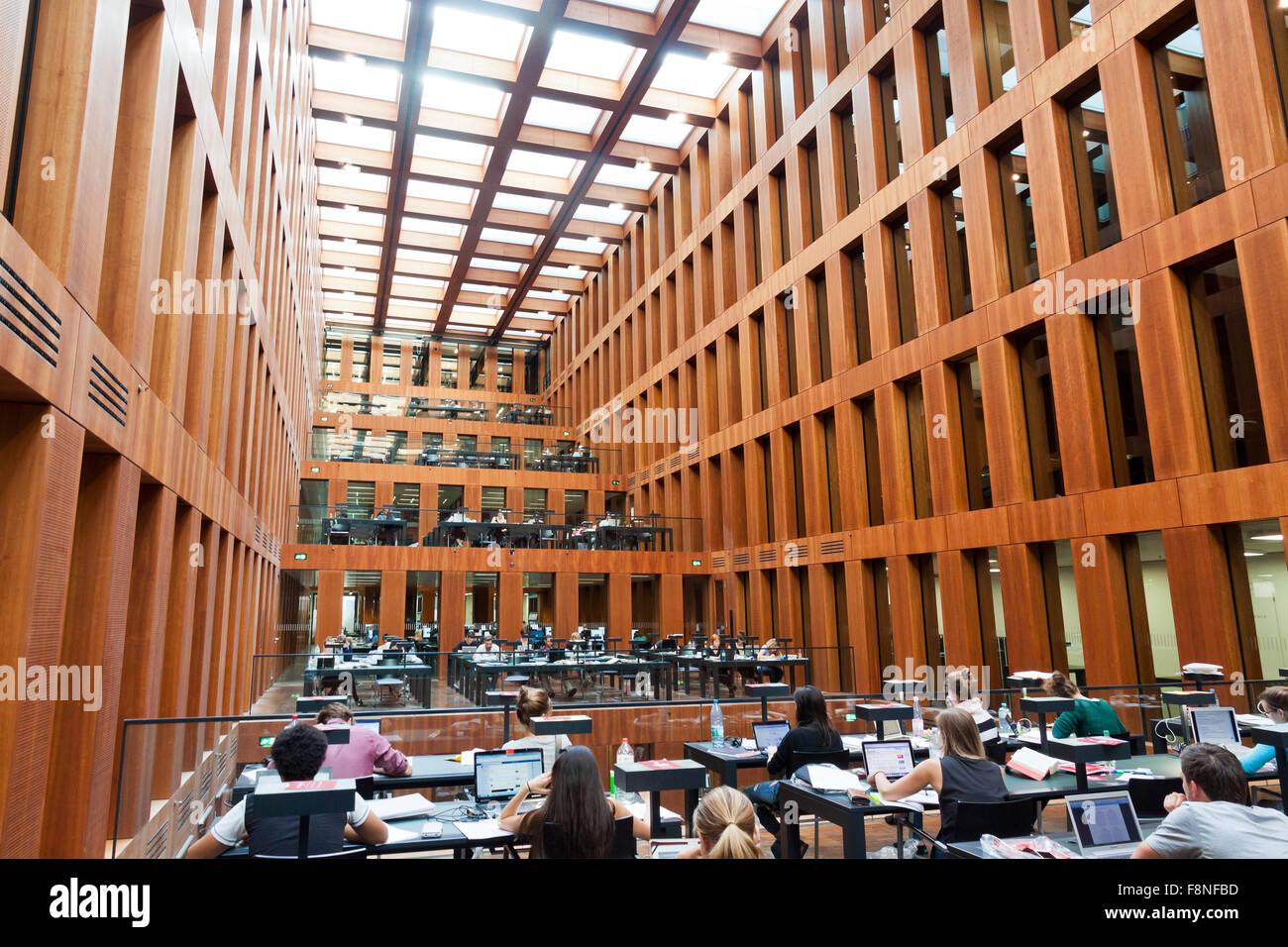 Humboldt University Bibliothek