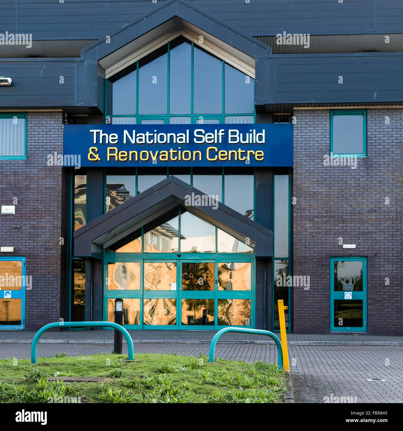 National Self Build And Renovation Centre in Swindon Wiltshire - Stock Image