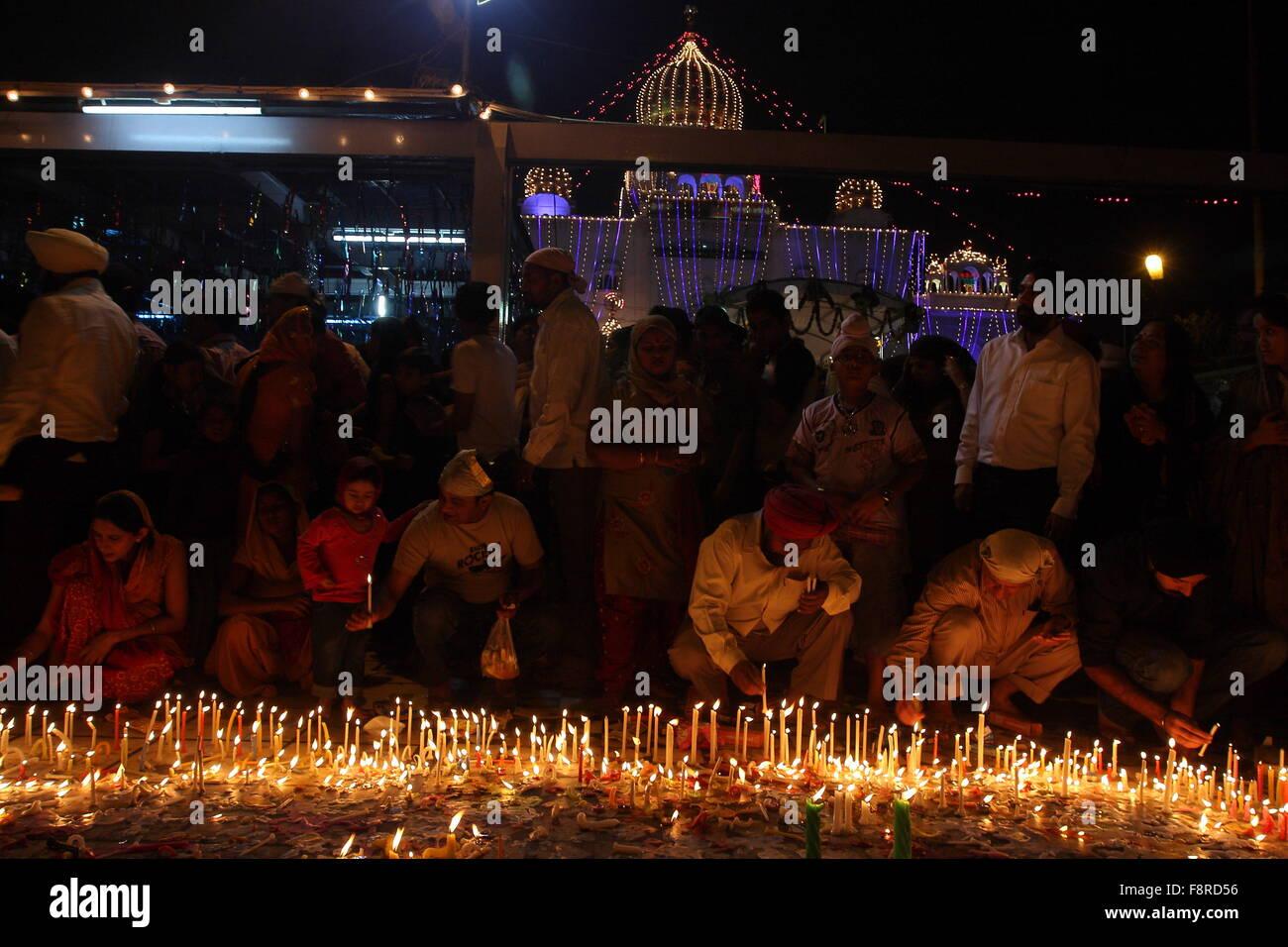 GURU PARAB, DELHI, INDIA - Stock Image