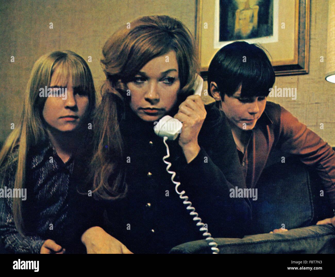 The Possession of Joel Delaney, Großbritannien 1972, Regie: Waris Hussein, Darsteller: Shirley MacLaine, Lisa - Stock Image