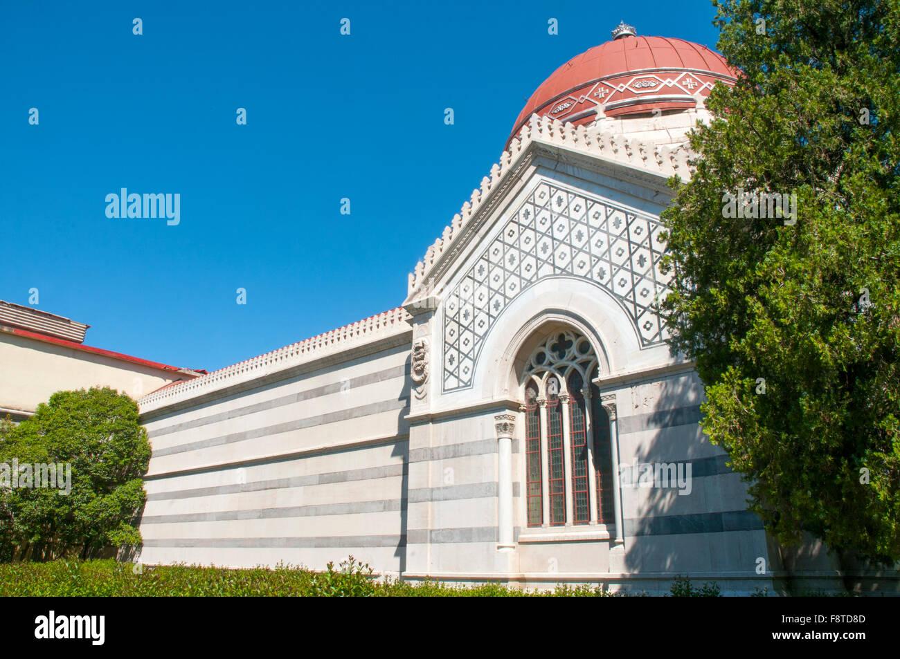 Panteon de Hombres Ilustres. Madrid, Spain. Stock Photo