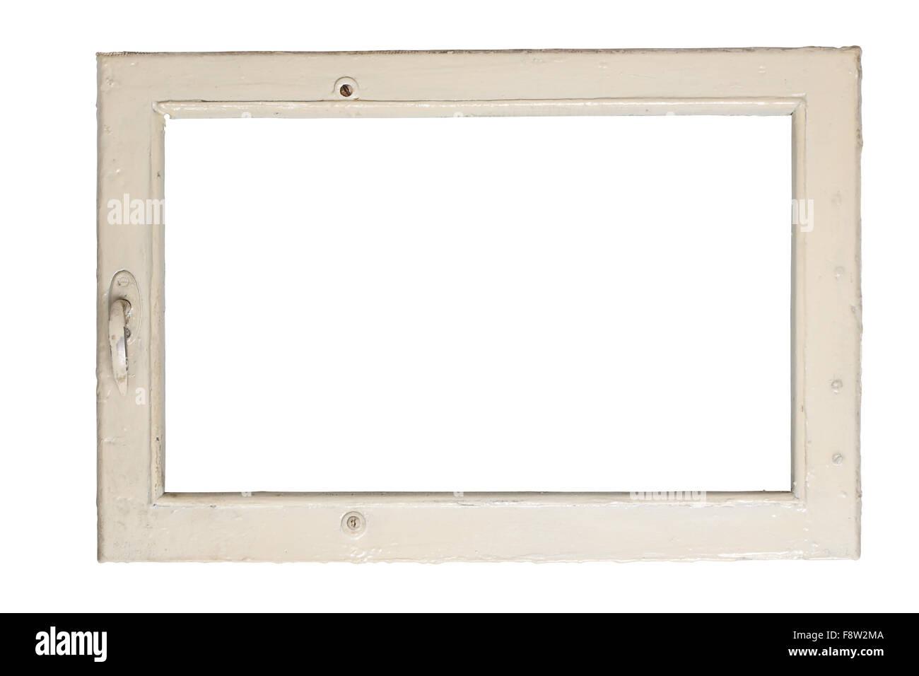 Old Window Frame Stock Photo: 91520026 - Alamy