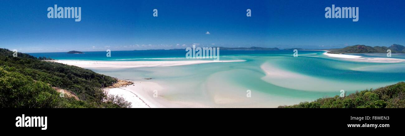 Whitehaven Beach - Stock Image