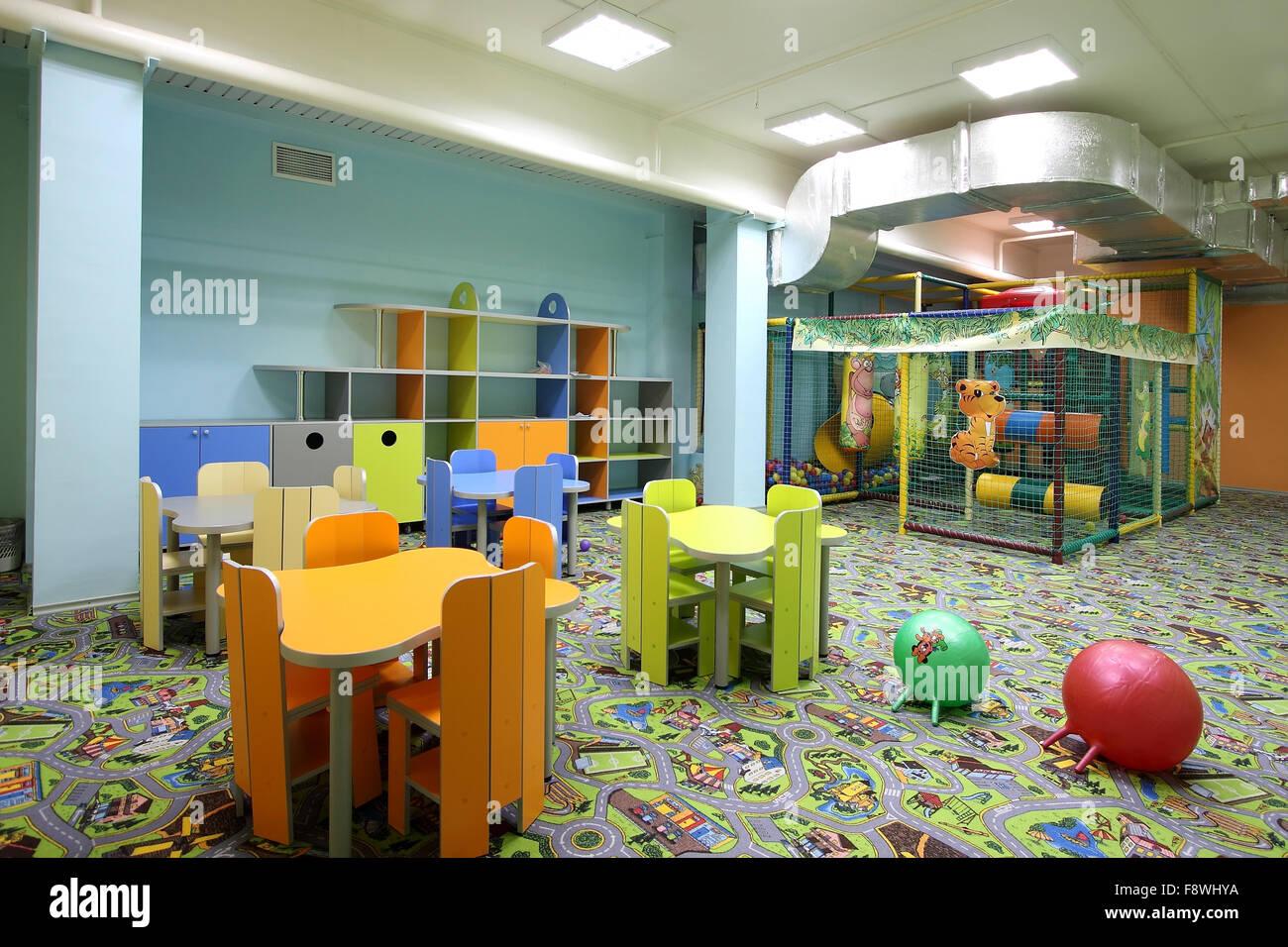 children's room Stock Photo