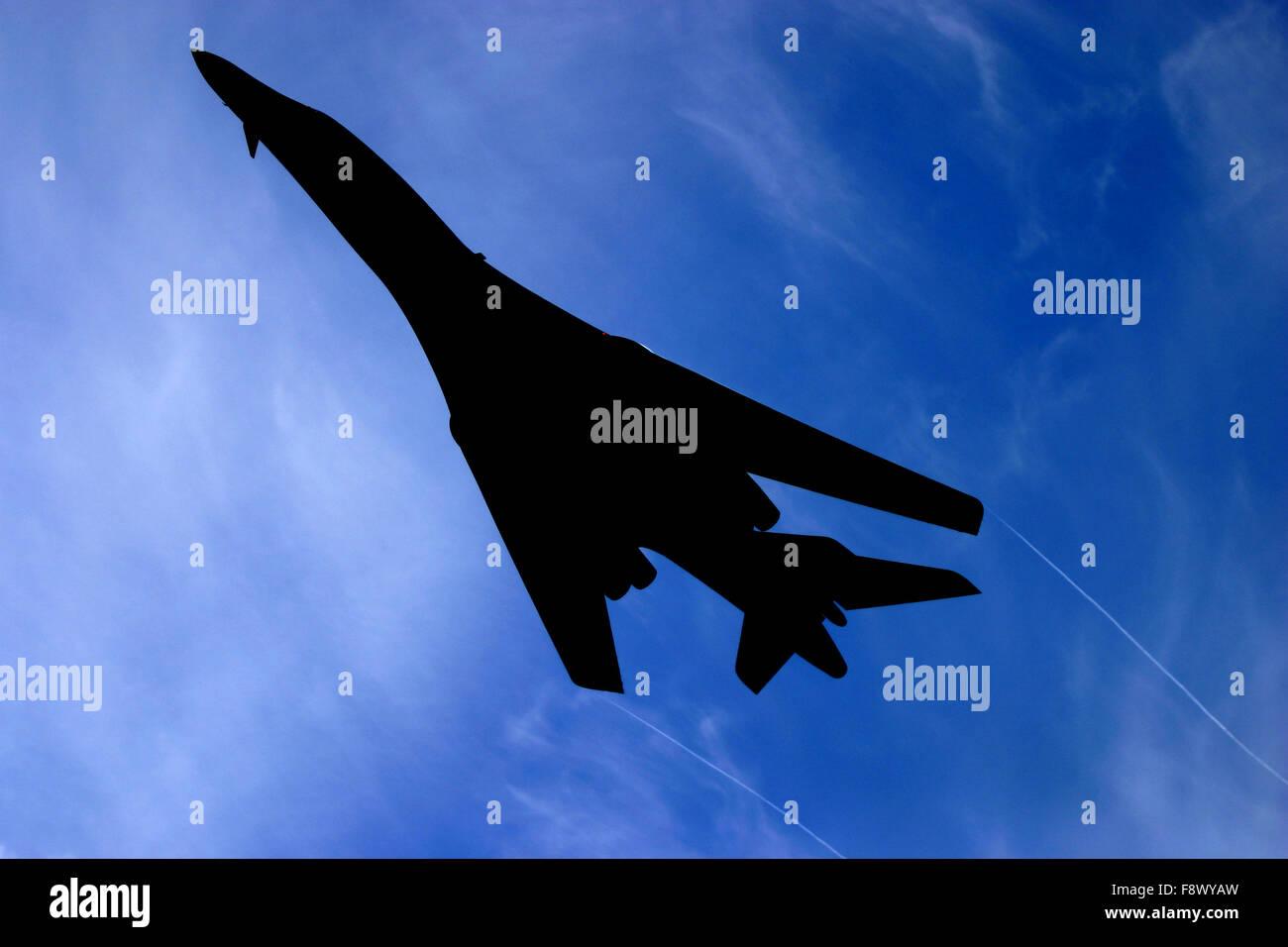 B 52 Lancer - Stock Image