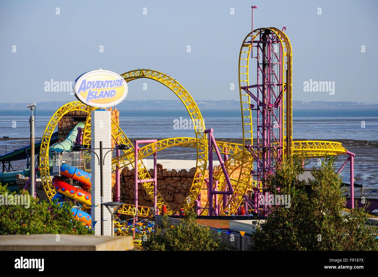 Theme parks near essex