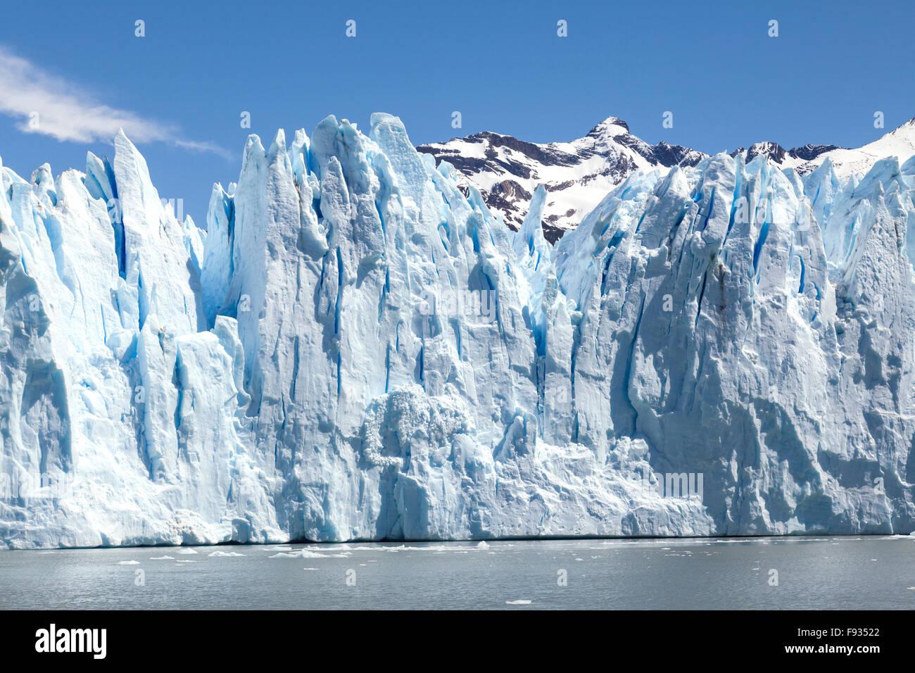 Perito Moreno Glacier. 4, Argentina - Stock Image