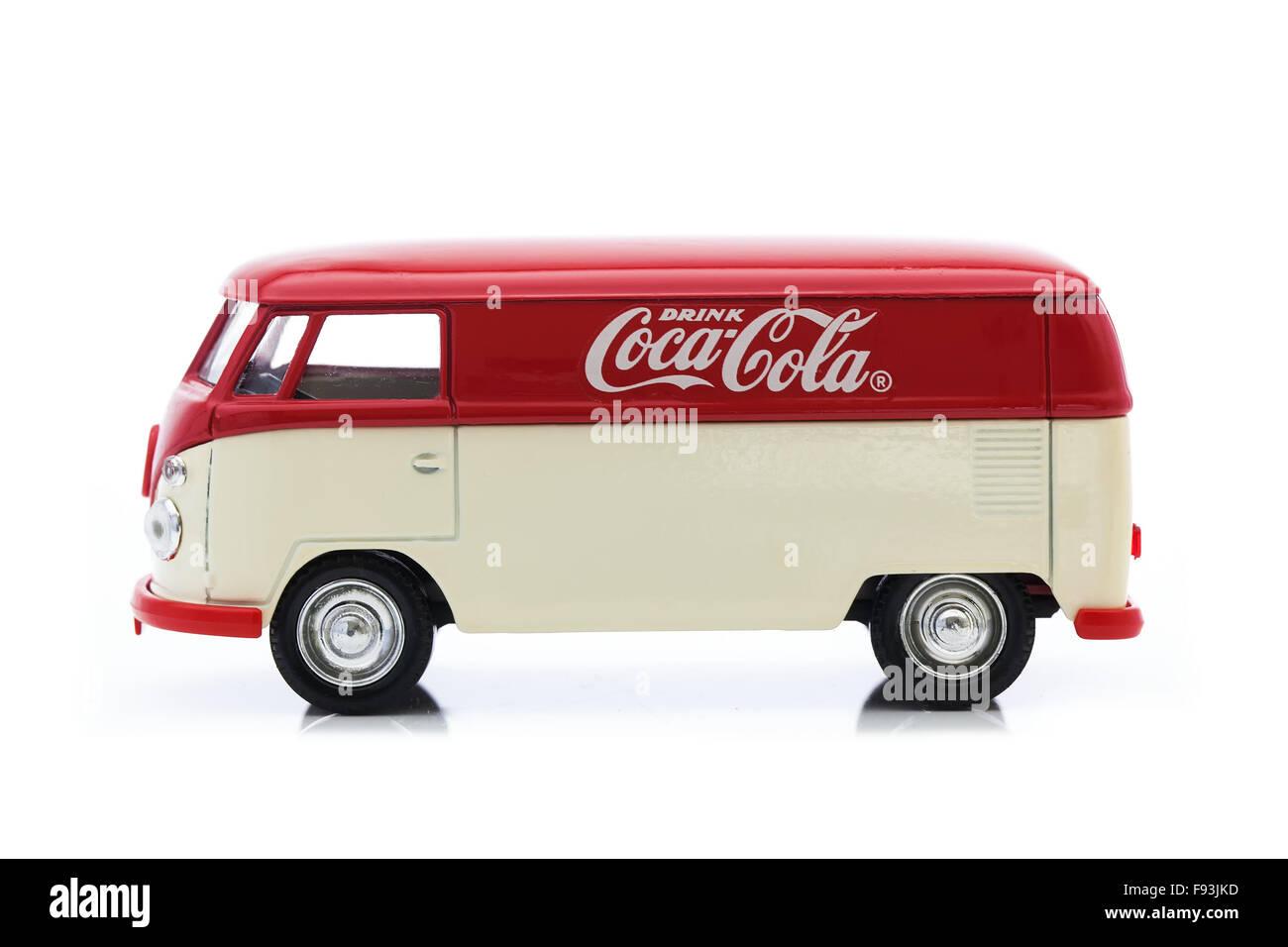 Old Toy Van Stock Photos & Old Toy Van Stock Images