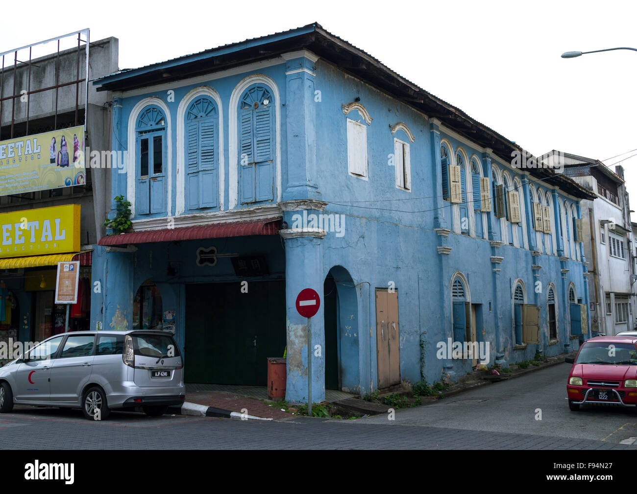 Shophouse Entrance Stock Photos & Shophouse Entrance Stock Images ...