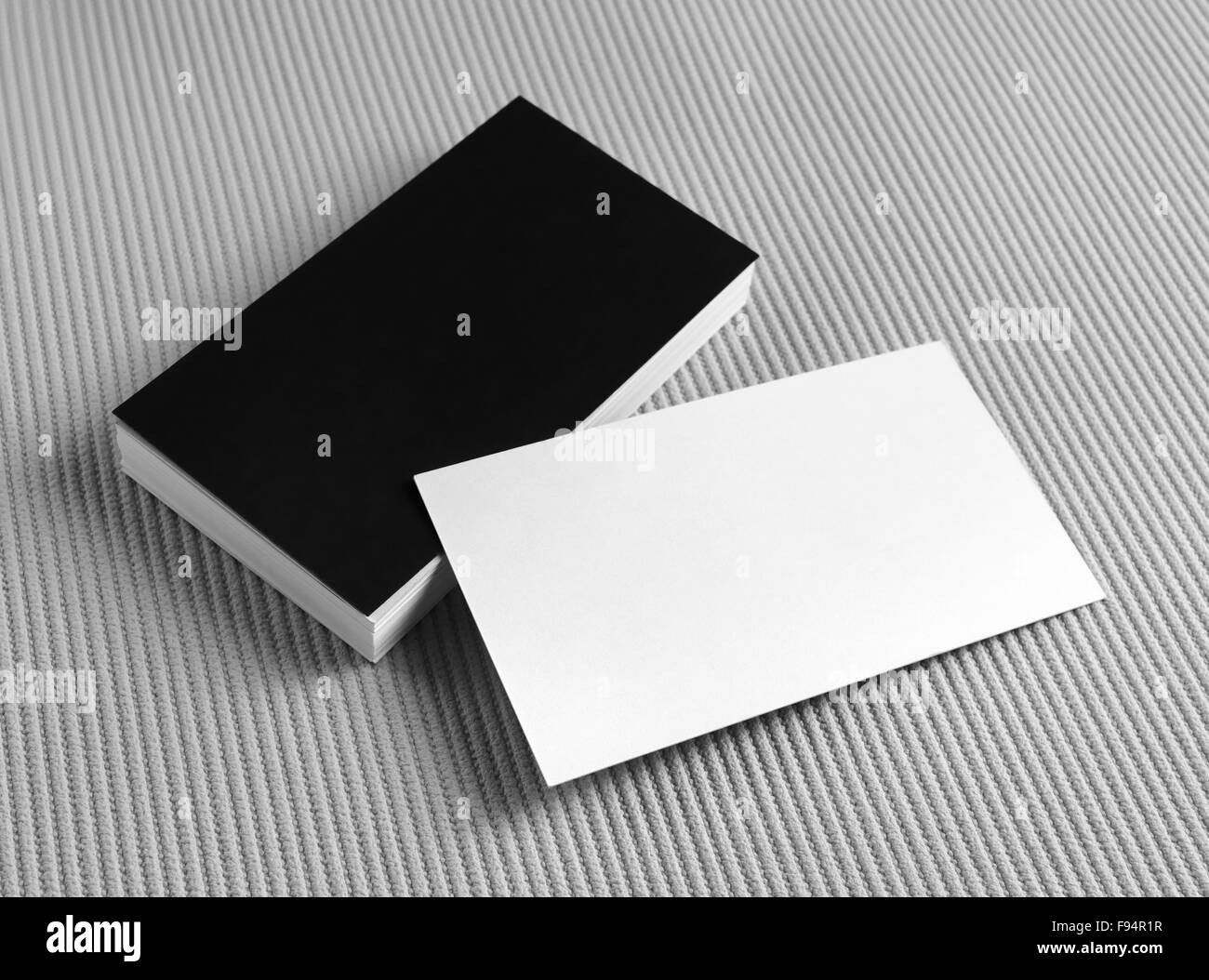 Set of blank business cards on gray background template for set of blank business cards on gray background template for branding identity for design presentations and portfolios reheart Gallery