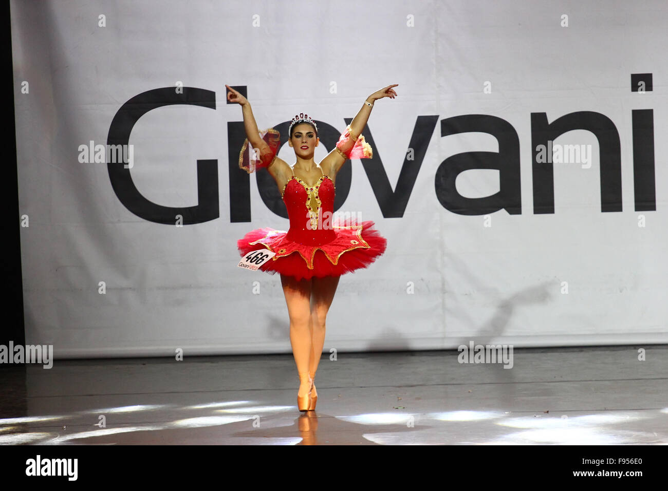 Ballet And Contemporary Dance Competition © Marco Varrone Alamy Live ...