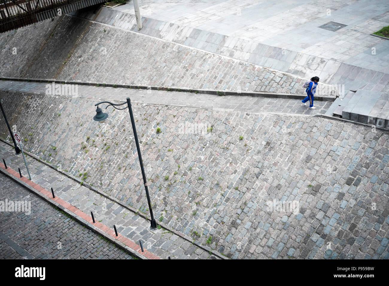 Quito , Ecuador - Stock Image