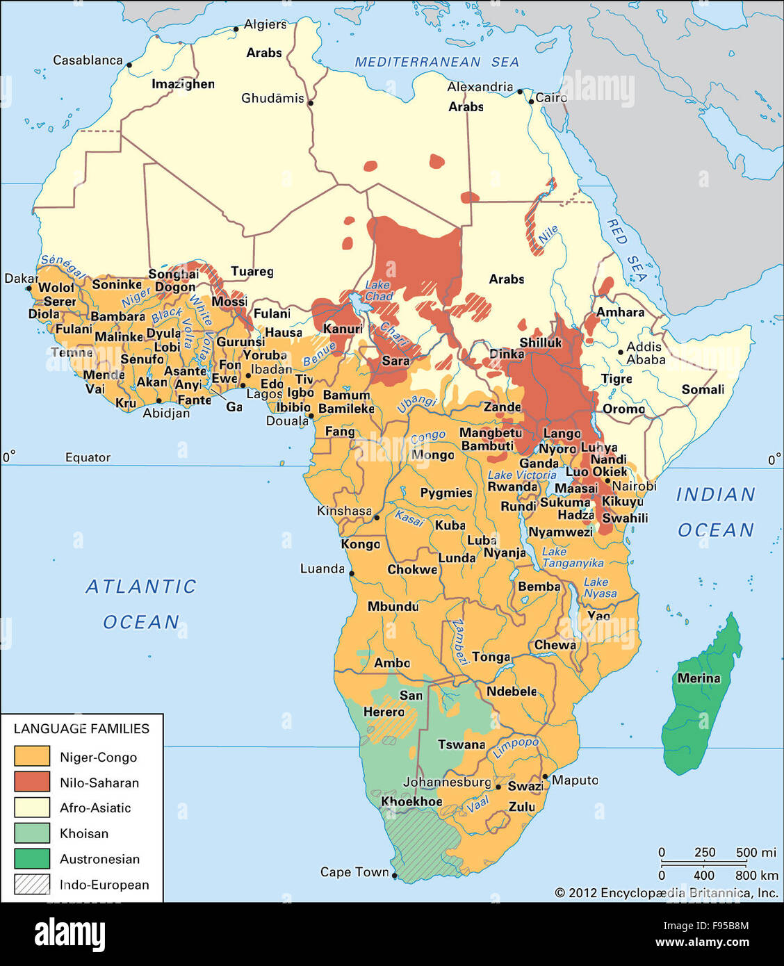 African Maps Stock Photos & African Maps Stock Images - Alamy