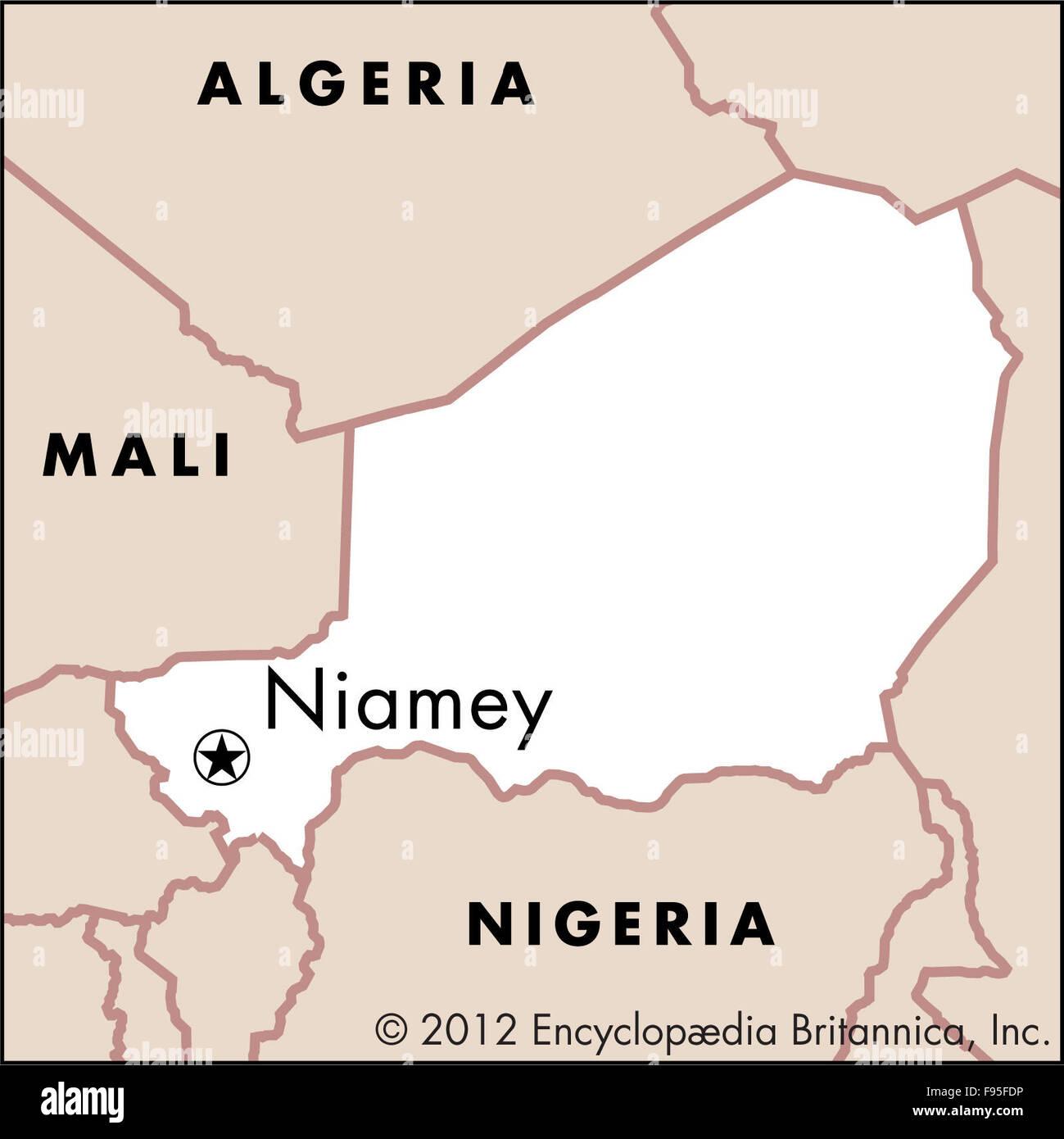 Niamey, Niger Stock Photo: 91705650 - Alamy