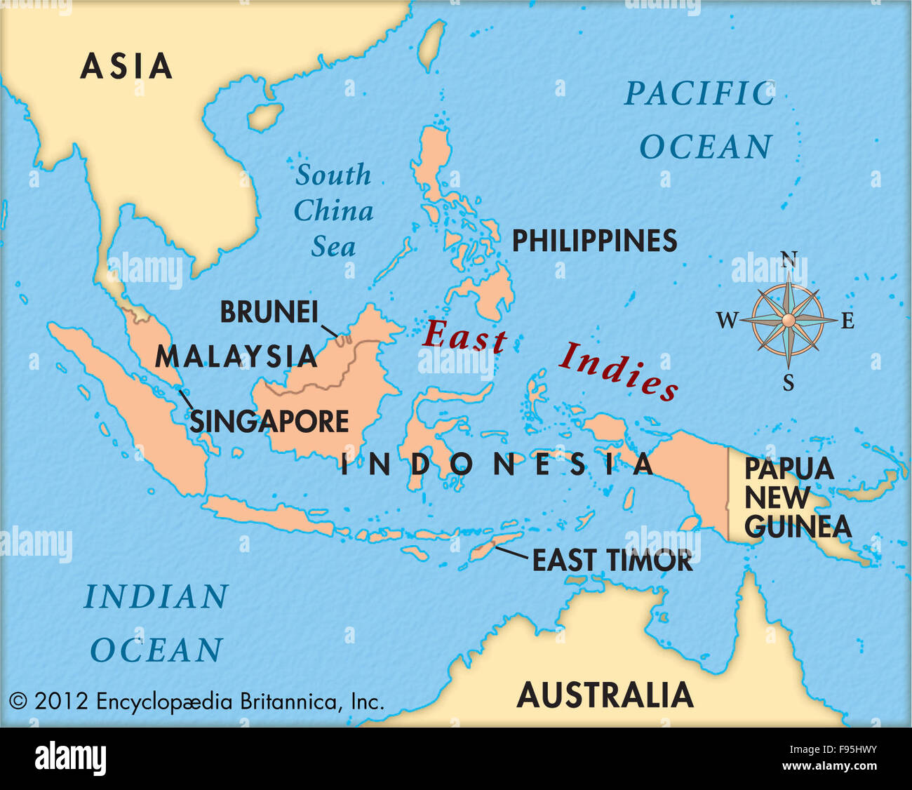 The East Indies Stock Photo 91707559 Alamy