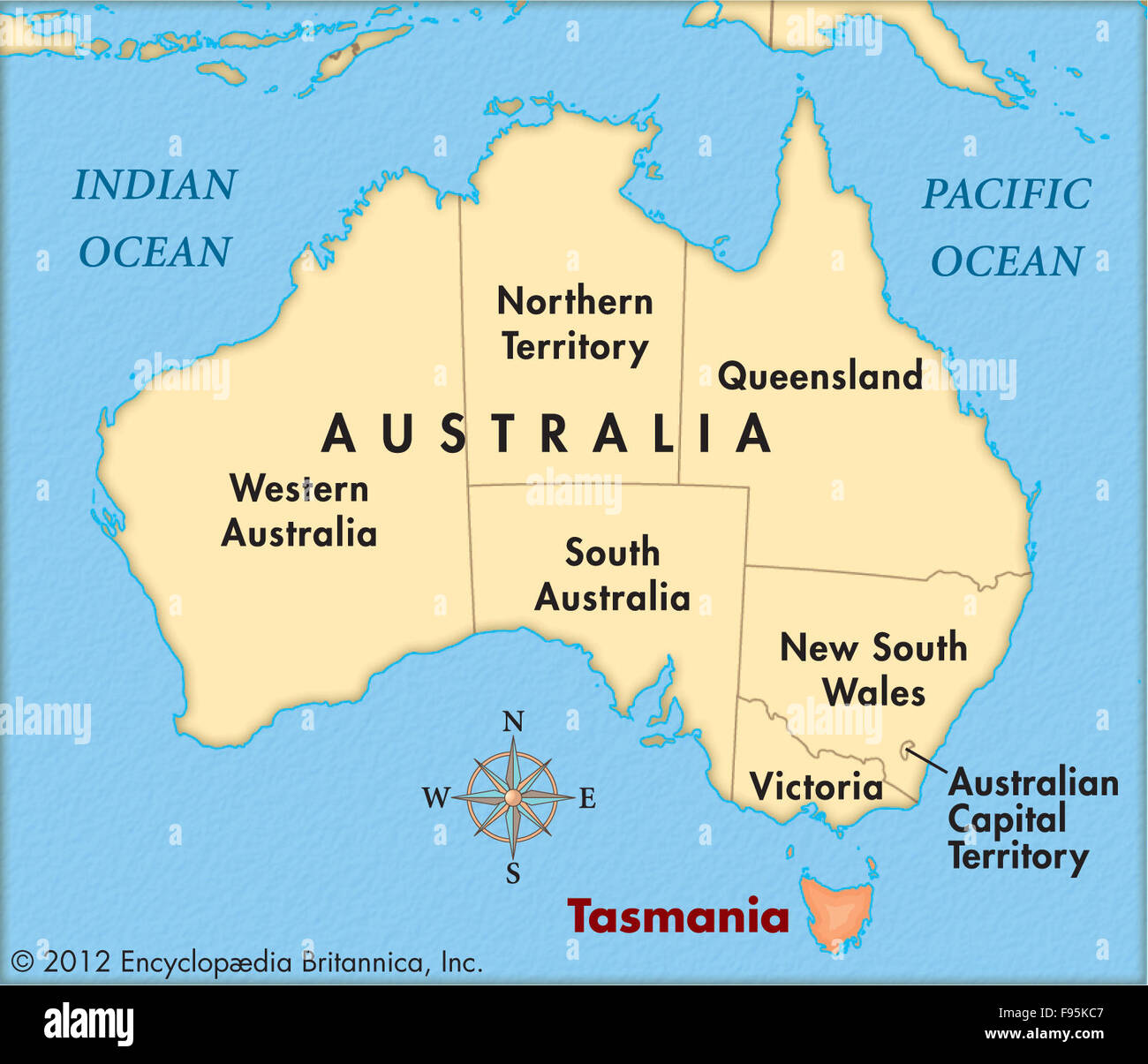 Map Of Australia And Tasmania.Tasmania Maps Stock Photos Tasmania Maps Stock Images Alamy