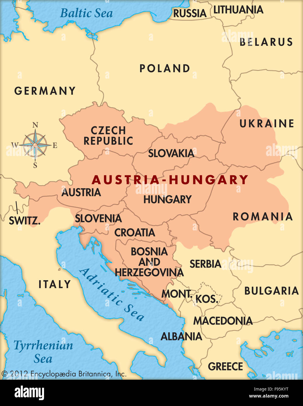 Picture of: Austria Hungary Empire High Resolution Stock Photography And Images Alamy