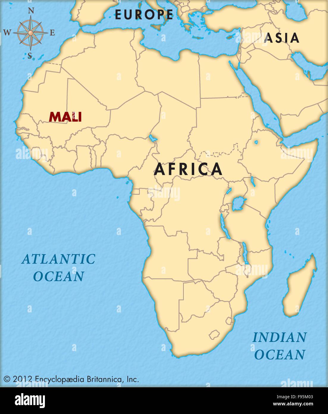 Mali Empire Stock Photo Alamy