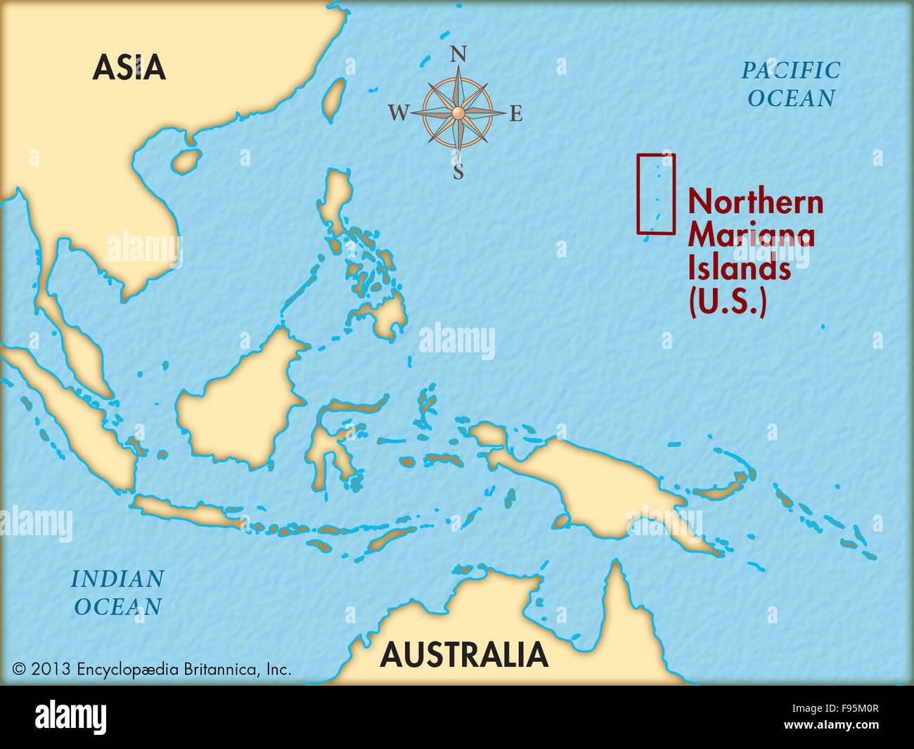 Northern Mariana Islands Stock Photo: 91709207 - Alamy