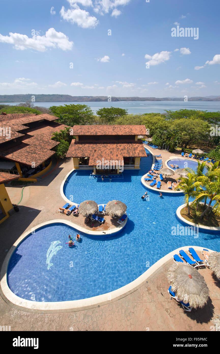 Allegro Papagayo allinclusive resort in Costa Rica - Stock Image